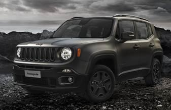 Jeep Renegade Night Eagle mały