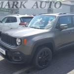 Jeep Renegade Night Eagle - z profilu