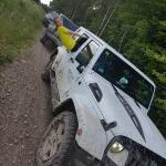 udany jeep camp