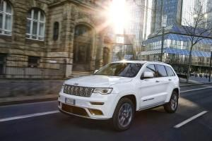 Jeep Grand Cherokee Summit-biały 2018
