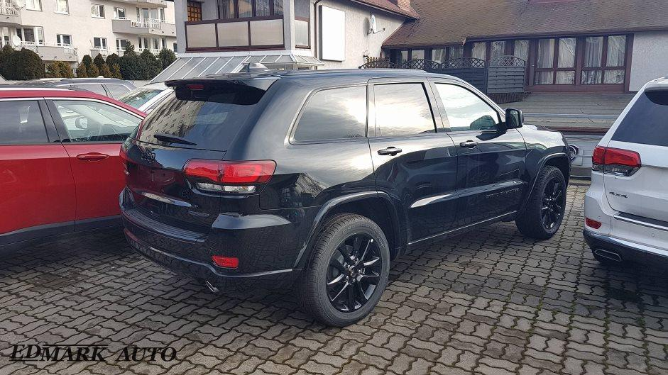 Grand cherokee night eagle tył