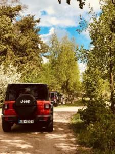 Jeep Wrangler JL - Camp Jeep PL 2019