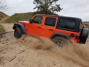 Jeep Wrangler Unlimited Rubicon Camp Jeep PL