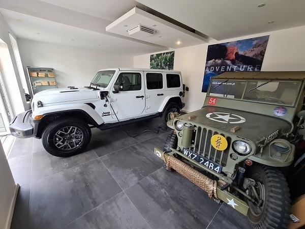 Jeep Wrangler Unlimited 80tH