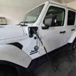 Jeep Wrangler unlimited 80th 4xe